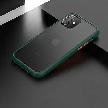 Benks Magic Smooth Serisi Apple iPhone 11 6.1 Kýlýf Green