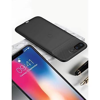 Baseus iPhone 7 / iPhone 8 Kablosuz Þarj Dönüþtürücü Kýlýf Siyah