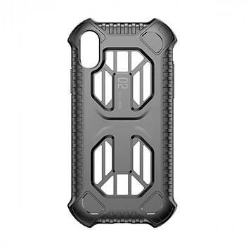 Baseus Cold Front Cooling iPhone XS 5,8/X Darbeye Dayanýklý Kýlýf
