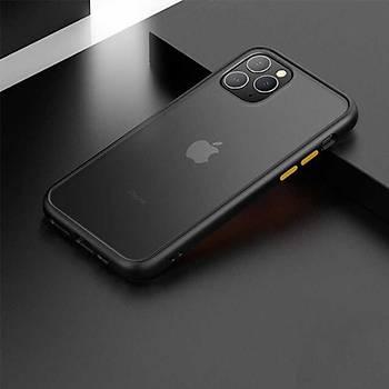 Benks Magic Smooth Serisi Apple iPhone 11 Pro Max 6.5 Kýlýf Black