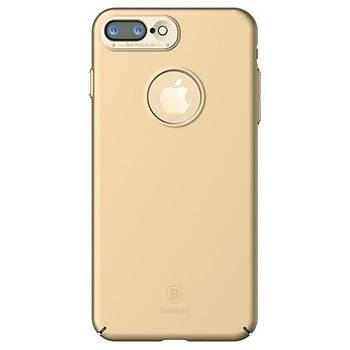 Baseus Simpleds Serisi Apple iPhone 7 Plus Kýlýf Gold
