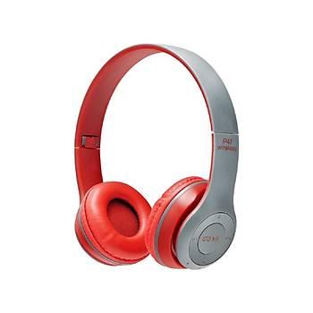 KinGcase P47 Wireless Headphones Bluetooth Kulaklýk