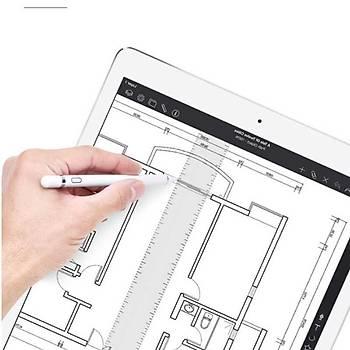 Wiwu Picasso Dokunmatik IOS ve Android Uyumlu Çizim Kalemi Beyaz