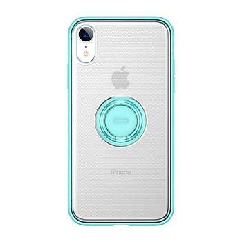 Baseus Dot Bracket Serisi iPhone X 6.5 Kýlýf Mavi