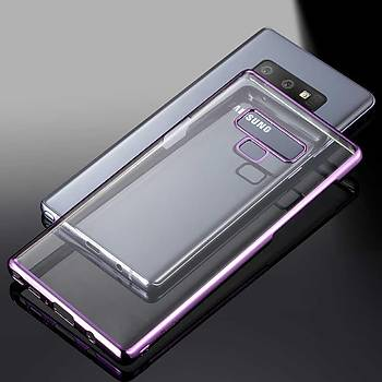 Benks Electroplating PC Serisi Galaxy Note 9 Kýlýf Purple