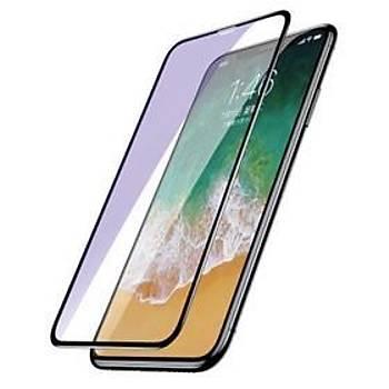 Baseus Diamond iPhone X/XS 5.8 Tam Kaplayan Cam Ekran Koruyucu