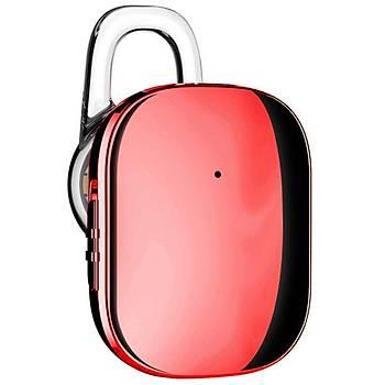 Baseus Encok A02 Serisi Mini Bluetooth Kulaklýk Kýrmýzý