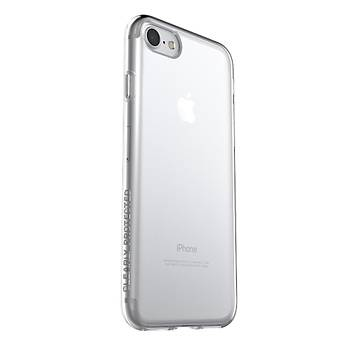 Otterbox Clearly Protected Skin Apple iPhone 7 / 8 Silikon Kýlýf