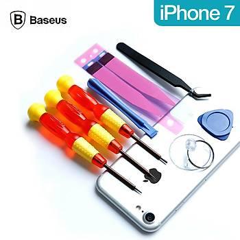 Baseus Repair Serisi ÝPhone 7 Plus Tamir Seti