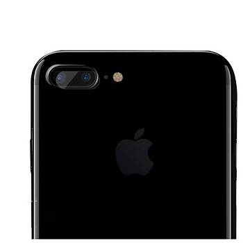 Baseus iPhone 7 Plus/8 Plus 0,2mm Kamera Lens Koruyucu Cam