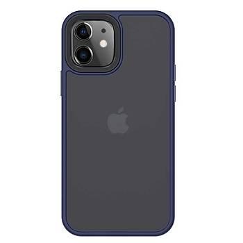 Benks Hybrid Smooth Serisi Apple iPhone 12 Mini Kýlýf