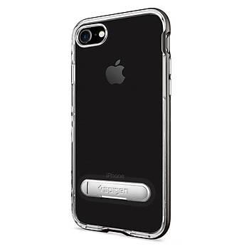 Spigen iPhone 7 / iPhone 8 Crystal Hybrid Kýlýf Gun Metal