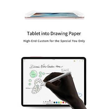 Wiwu Paper Apple iPad Pro 12.9 Ýnch 2018-2020 Tablet Ekran Koruyucu