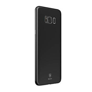 Baseus Samsung Galaxy S8 Wing Ultra Ýnce Kýlýf Siyah