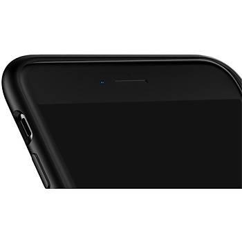 Baseus iPhone 7 Plus / iPhone 8 Plus Original LSR Kýlýf Siyah