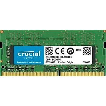 Crucial 4Gb Ddr4 2400Mhz Ct4G4Sfs824A Sodým RAM Bellek