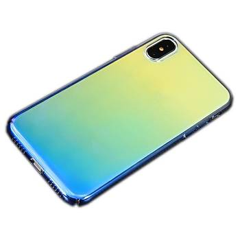KingCase iPhone XS Max 6.5 quot; Kýlýf Renk Geçiþli Kýlýf