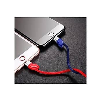 Baseus Couple Manyetik Çift Uçlu iPhone Ligtning 1M Þarj Kablosu