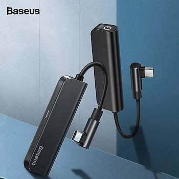Baseus Type-C Male to C 3.5mm Female Adapter L53