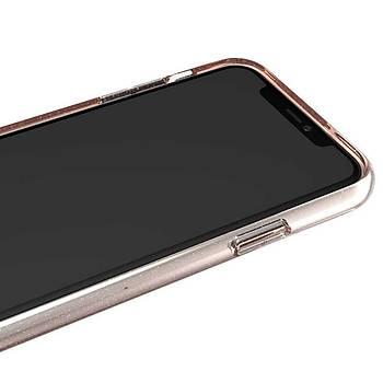 Ugly Vogue Sturdast Serisi iPhone 11 Pro Max Darbe Koruyucu Kýlýf Rose