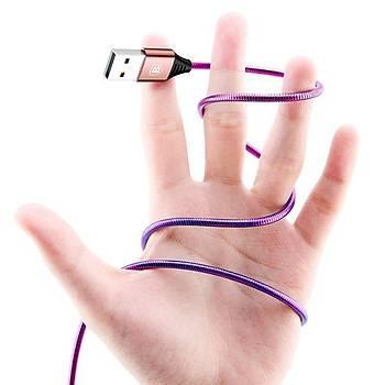 Baseus Discolor iPhone Lightning 2A 1M Data Þarj Kablosu