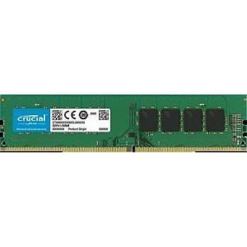 Crucial 8Gb Ddr4 2400Mhz Ct8G4Dfs824A Udýmm RAM Bellek