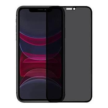 KinGcase Ýphone Xs Max / Ýphone 11 Pro Max Hayalet Ekran Koruyucu Cam