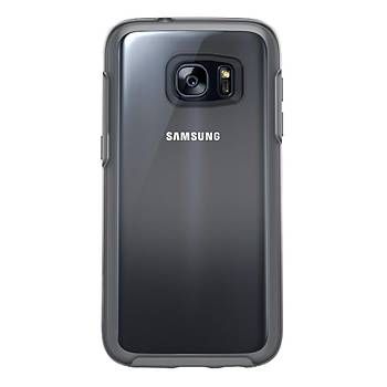 Otterbox Symmetry Clear Uv Dayanýklý Samsung Galaxy S7 Kýlýf Grey