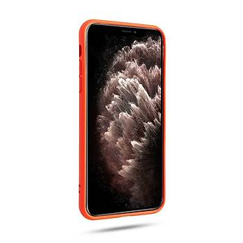 Roar All-Day Jelly Serisi Full Koruma iPhone 11 Pro Max Kýlýf Limon