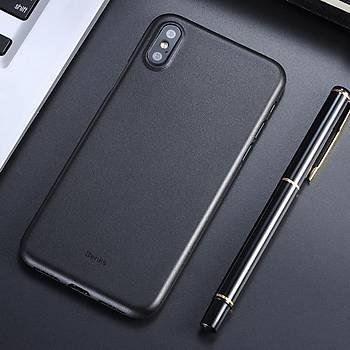 Benks Lollipop Protective Apple iPhone Xs 5.8 Kýlýf Black