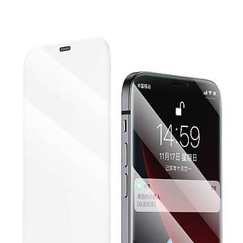 Benks Apple Ýphone 12 Pro Max OKR+Dust Proof Toz Önleyici Ekran Koruyucu
