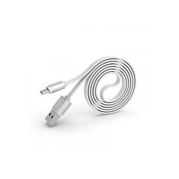 Pineng Pn-303 Micro Usb 1 Metre Data Þarj Kablosu Beyaz
