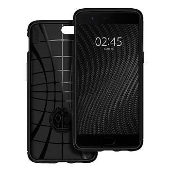Spigen OnePlus 5 Rugged Armor Kýlýf Black