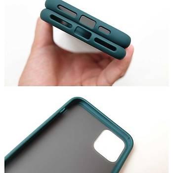 Benks Magic Smooth Serisi Apple iPhone 11 Pro Max 6.5 Kýlýf Green