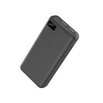 Xipin M7 Serisi 20.000 Mah 2 USB li Mini Powerbank Siyah