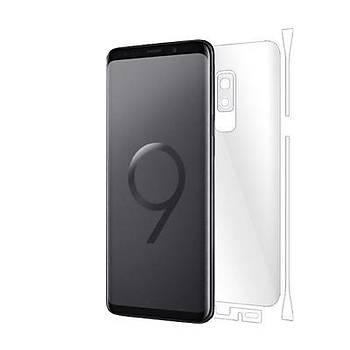 Piili Samsung Galaxy S9 Plus TPU Arka ve Yan Yüz Koruyucu Film