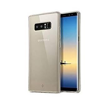 Ttec SuperSlim Samsung Galaxy Note 8 Ultra Ýnce Kýlýf Þeffaf