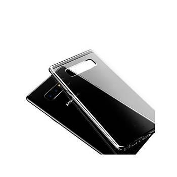 Baseus Samsung Galaxy Note 8 Simple Serisi TPU Transparan Kýlýf