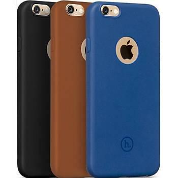Hoco Juice Serisi iPhone 6 / iPhone 6S TPU Silikon Kýlýf Kahve