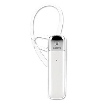 Baseus Timk Serisi Mikrofonlu Bluetooth Kulaklýk Beyaz