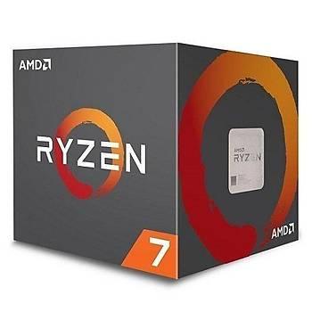 Amd Ryzen 7 2700 4.1Ghz 20Mb 65W 2.Nesil Am4 Ýþlemci