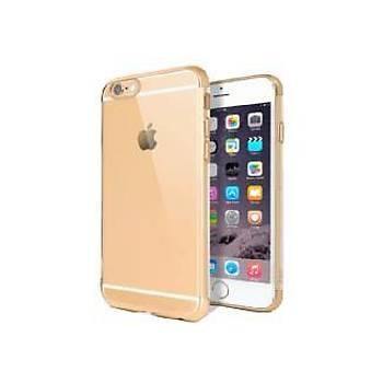 Ttec ChromeClear Serisi Apple iPhone 6 / iPhone 6S Kýlýf Altýn