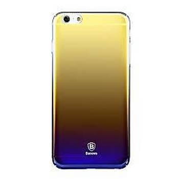 Baseus Glaze iPhone 6 Plus/6S Plus Ultra Slim Transparan Kýlýf