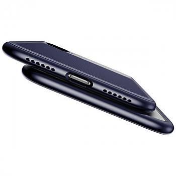 Baseus Knight Serisi iPhone 7 Plus / iPhone 8 Plus Kýlýf Mavi