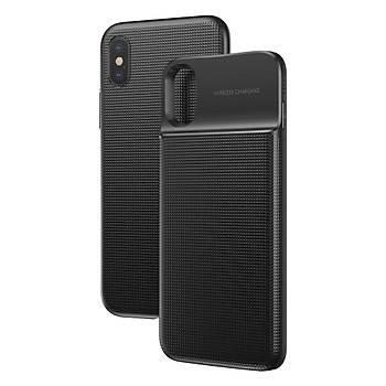 Baseus Wireless iPhone X/XS 5.8 5,000 Mah Kablosuz Þarjlý Kýlýf