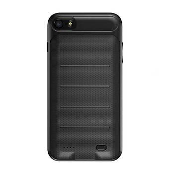 Baseus Ample Backpack Power iPhone 7/8 2500Mah Þarjlý Kýlýf Siyah