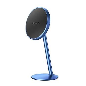 Baseus Araç içi Mýknatýslý Telefon Tutucu Blue