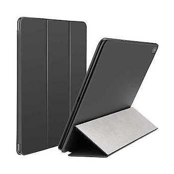 Baseus Simplism Y-Type Leather Case iPad Pro 12.9 Tablet Kýlýfý Siyah