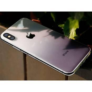 Baseus Coloring iPhone X / iPhone XS 5,8 Arka Cam Koruyucu Siyah