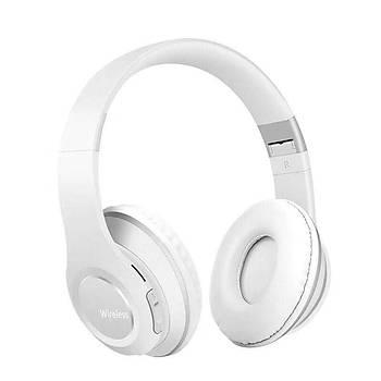 Zore BTK-ZR51 Katlanabilir Radyo Özellikli Bluetooth Kulaklýk Beyaz